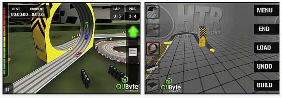 HTR High Tech Racing Evolution Screenshots