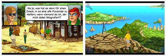 Baphomets Fluch II Screenshots