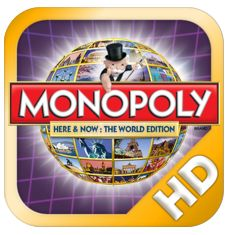 Monopoly Here & Now World Icon