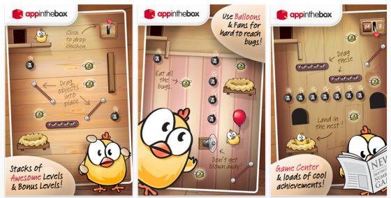 Drop the Chicken Screenshots