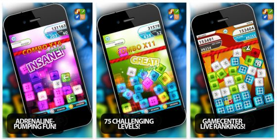 Push Panic! für iPhone und iPad - Screenshots