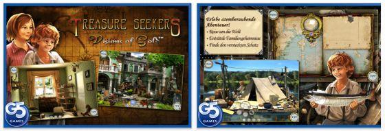 Treasure Seekers Screenshots