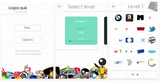 Logos Quiz Game für iPhone und iPad