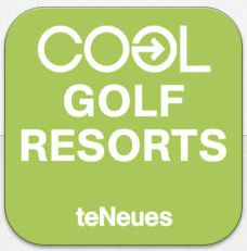 Cool Golf Resorts Icon
