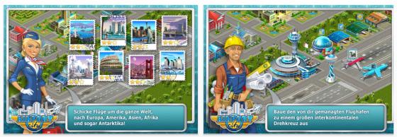 Airport City Screenshots