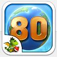 Spiel Around the World in 80 Days HD Premium kurzzeitig für das iPad gratis