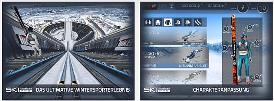 gutes skispringer spiel bis morgen fr h kostenlos f r neuere iphone ipod touch und ipad app. Black Bedroom Furniture Sets. Home Design Ideas