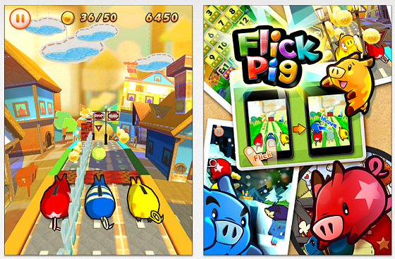 Flickpig Screenshots