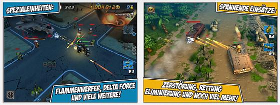 Tiny Troopers 2 Screenshots