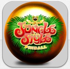 Jungle Style Pinball Icon