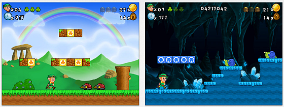 Lep's World 2 HD Plus Screens