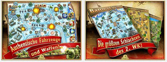 In Toy Defense 2 verteidigst Du Deine Stellung mit Soldaten und Geschützen, die auf die herannahenden Feinde schießen. Taktisch richtige Entscheidungen sichern die erfolgreiche Verteidigung.