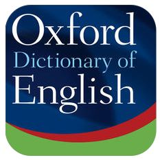 Oxford Dictionary of English plus Audio Icon