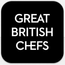 Great British Chefs - Recipes HD Icon