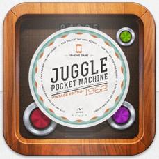 Juggle: Pocket Machine Icon