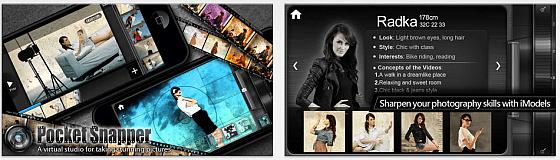 Pocket Snapper Screens