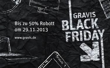 Gravis holt den Black Friday nach Deutschland. Das Bestellen zum Sonderpreis geht natürlich auch online.
