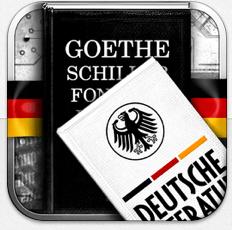 Deutsche Bücher Icon