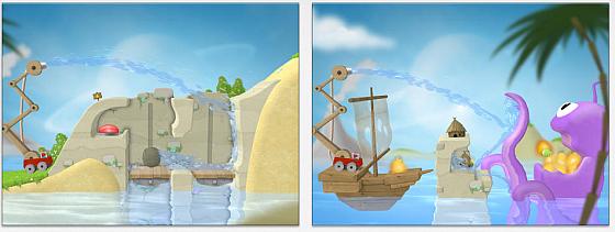 Sprinkle Islands Screens