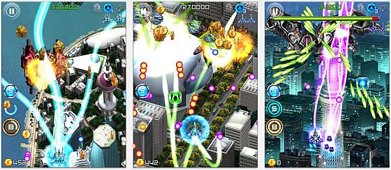 Lightning Fighter 2 HD Screenshots