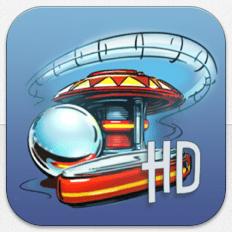 Pinball HD Screen