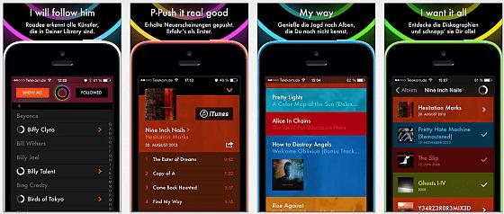 Roadee Music Screenshots