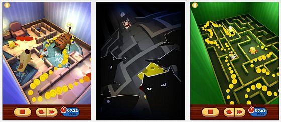 From Cheese Logic-Spiel für iPhone und iPad