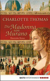 Die Madonna von Murano Umschlagbild