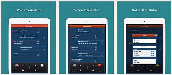 Mit dem Voice Translator Pro kannst Du Dich in fünfundzwanzig Sprachen verständlich machen - im Urlaub und auf Geschäftsreise ein guter Begleiter, der wertvolle Hilfe leisten kann.