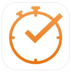 Qlaqs Timesheet HD Icon