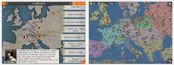 Screenshots von European War 4: Napoleon
