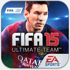 FIFA 15 Ultimate Team von EA Sports erschienen