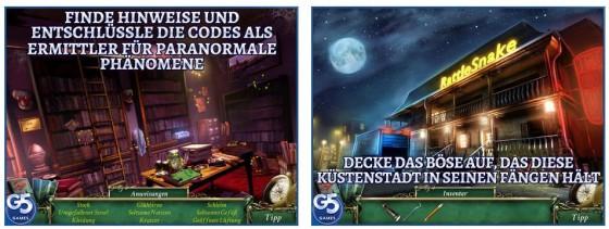Die Freunde von Wimmelbild-Spielen kommen in 9 Clues auch auf ihre Kosten, selbst wenn die Point- und Click-Aufgaben inzwischen überwiegen dürften.