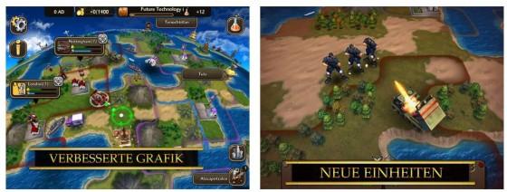 Alles neu - und doch irgendwie vertraut. Wer Civilization gespielt hat, wird sich in Civilization Revolution 2 schnell zurechtfinden. Ich empfehle das Spiel für das iPad, weil auf dem iPhone meiner Meinung nach das kleine Display nicht ausreichend ist.