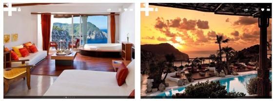 Auf dem iPad spielen die Reiseführer mit den hervorragenden Bildern ihre Stärke besonders aus. Hier Screenshots von Cool Escapes Ibiza.