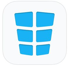 runtastic Sixpack Icon