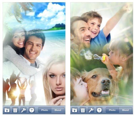 Mit Phototangler machst Du aus mehreren Bildern eins. Dazu verschiebst Du die ausgewählten Bilder und das Programm erledigt die Feinarbeit.