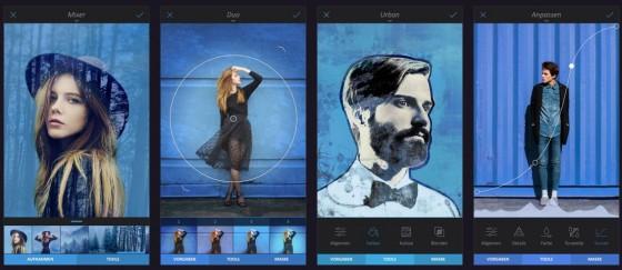 Enlight bietet alles, was Du zum Bearbeiten von Fotos auf dem iPhone oder iPad brauchst. Die App bietet ein Bedienkonzept, mit dem auch Anfänger in der Bildbearbeitung zurechtkommen.