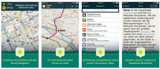 Gute Qualität: Die App Pocket Earth Pro funktioniert einwandfrei und sieht auch noch gut aus.