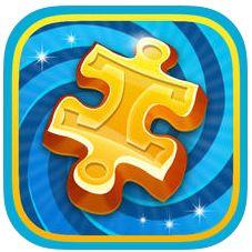 Magische Puzzles App Icon