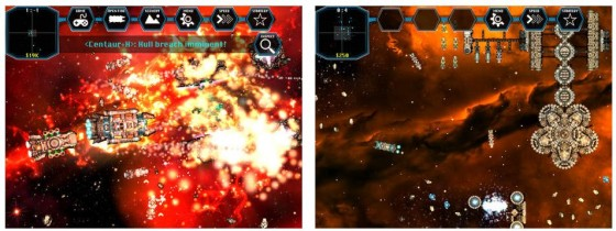 Space Borders: Alien Encounters Screens