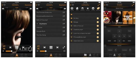 Mit VLC Remote steuerst Du ganz bequem per iPhone, iPad oder Apple Watch den VLC Media-Player auf dem Rechner