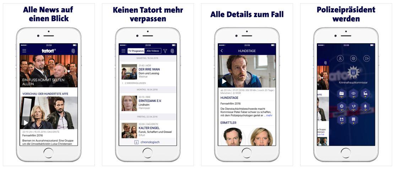 Tatort App Kostenlos