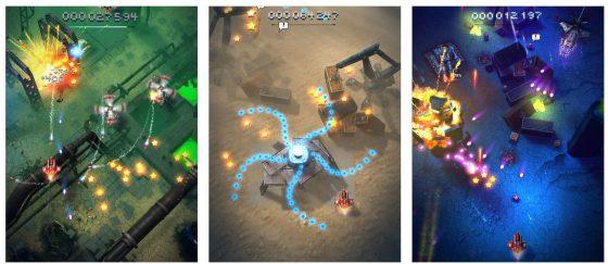 Arcade Shooter mit einigen neuen Ideen und in perfekter Aufmachung: Sky Force Reloaded kann den Spieler ganz schön in den Bann ziehen.