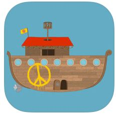 Die Arche Noah Kinderbuch-App Icon