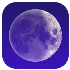 Chicago Avenue Moon Icon