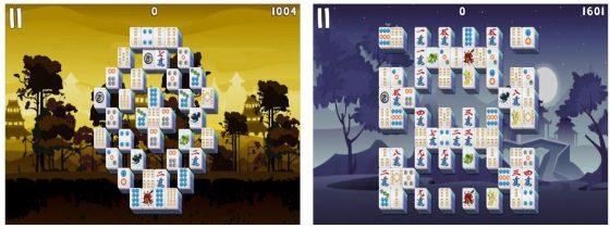 640 neue Level in acht Welten: Das ist Mahjong Deluxe 3 von Ensenasoft für iPhone und iPad.
