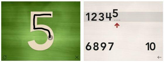Die App bietet mehrere Mini-Spiele rund um die Zahlen 1 bis 10 und hilft so dabei, kleineren Kindern den Einstieg in die Mathematik und den Umgang mit einfachen Zahlen zu erleichtern.