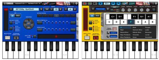 Synthesizer und Workstation mit satten Sounds: der Synthesizer Arpeggiator & Drum Pad ist für alle Musikmacher ein sehr gutes Tool.