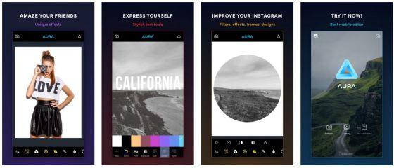 Mit Aura kann man Bilder ganz einfach per Bearbeitung verbessern. Mit unserem Trick hast Du alle Funktionen gratis freigeschaltet.